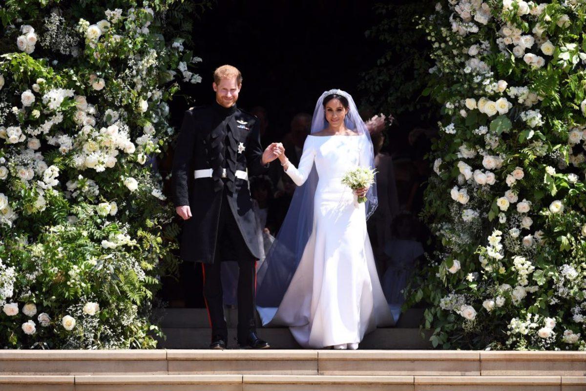 Το πιο ιδιαίτερο δώρο στον πρίγκιπα Χάρι και τη Μέγκαν Μαρκλ