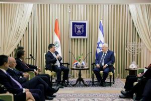 Και η Παραγουάη ανοίγει πρεσβεία στην Ιερουσαλήμ