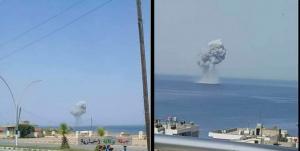 Πτώση ρωσικού μαχητικού στη Συρία – Νεκροί οι πιλότοι [pics]