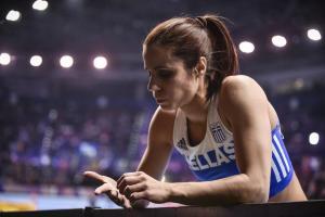 """Στεφανίδη: """"Κάρφωσε"""" την… ισότητα της IAAF! """"Θα κοντύνουν τα χέρια και τα πόδια;"""""""