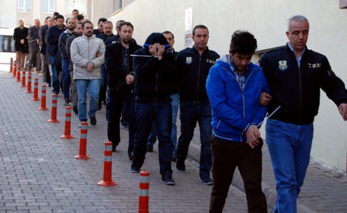 πολεμική αεροπορία Τουρκία συλληψεις