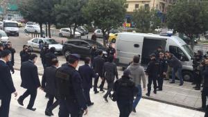 Φεύγουν από την Ελλάδα οι 8 Τούρκοι αξιωματικοί