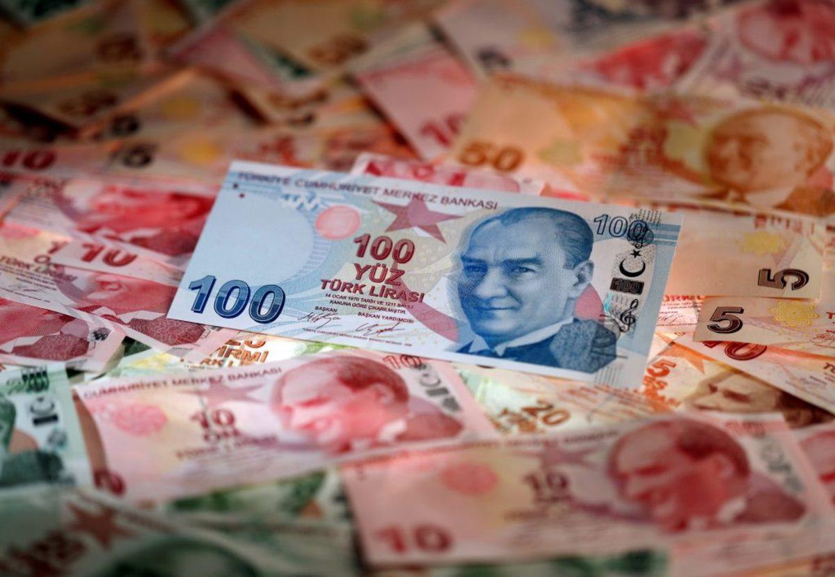 Τουρκία: Νέα βουτιά της λίρας!