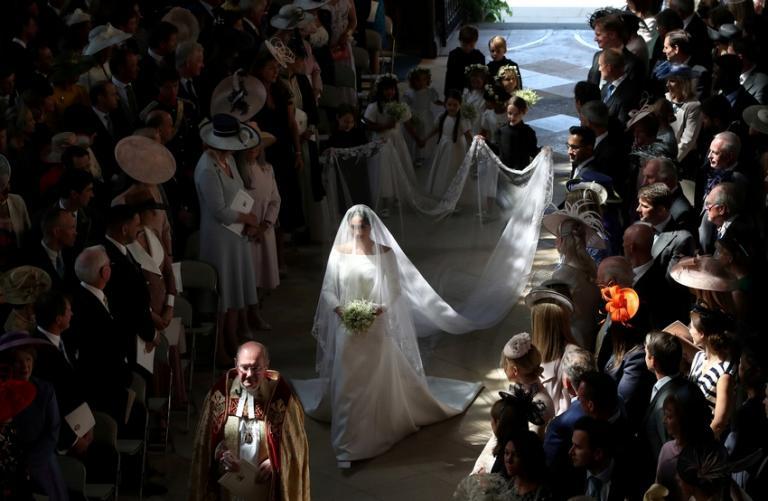 Γάμος πρίγκιπα Χάρι – Μέγκαν Μαρκλ: Εξαφανίστηκαν Τζορτζ και Σάρλοτ
