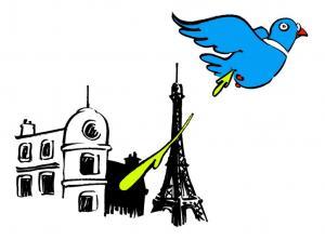 """Πρώτο """"tweet"""" του Charlie Hebdo μετά την τρομοκρατική επίθεση τον Ιανουάριο του 2015"""
