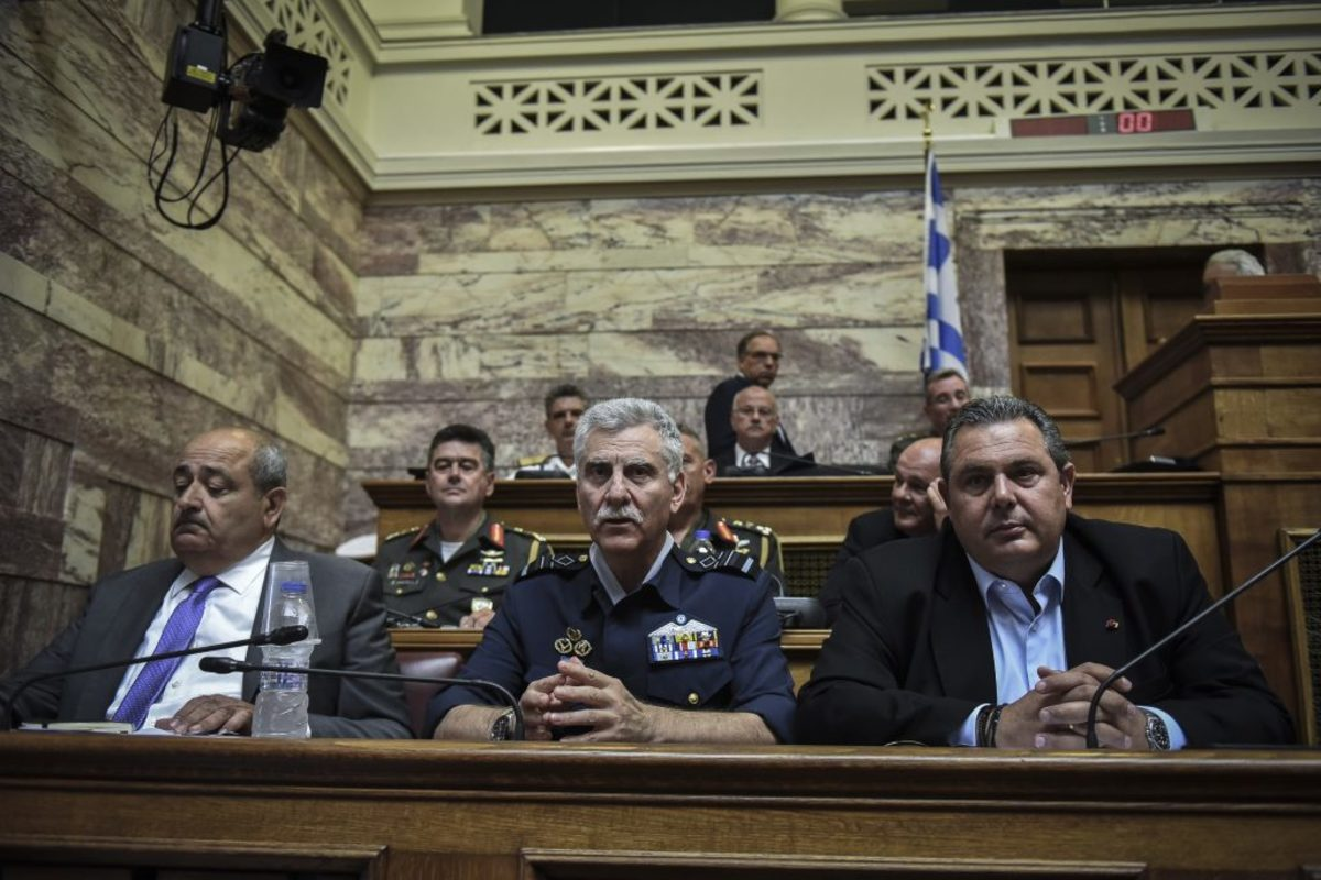 Χαμός αλλά τελικά… συμφωνία στην επιτροπή Εξοπλισμών για τα F-16