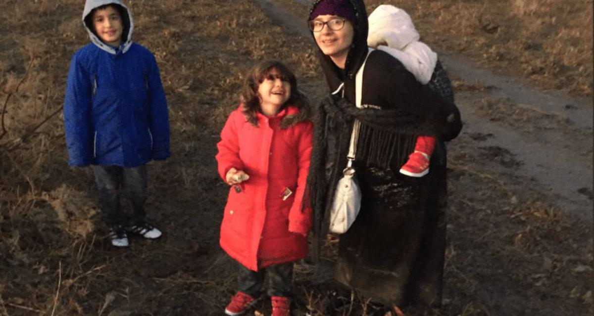 Έφυγε με τα 3 της παιδιά για να γλιτώσει από τον Ερντογάν και πέθανε στην Ελλάδα!