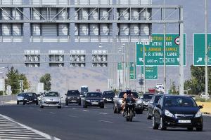 Πρωτομαγιά: Κυκλοφοριακές ρυθμίσεις στις Εθνικές Οδούς