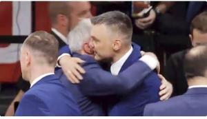 Φενέρμπαχτσε – Ζαλγκίρις: Τα highlights του αγώνα κι η αγκαλιά ανάμεσα σε Ομπράντοβιτς – Γιασικεβίτσιους [vid]