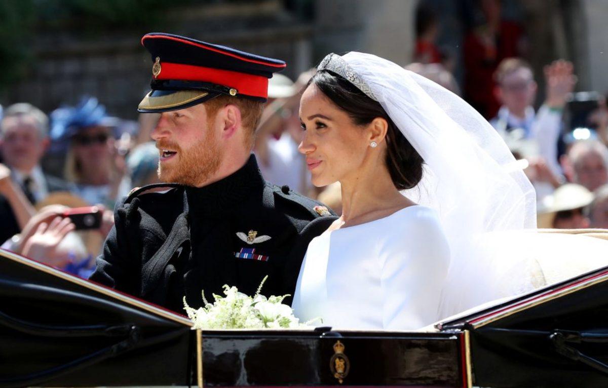 Πρίγκιπας Χάρι – Μέγκαν Μαρκλ: Οι επίσημες φωτογραφίες του γάμου