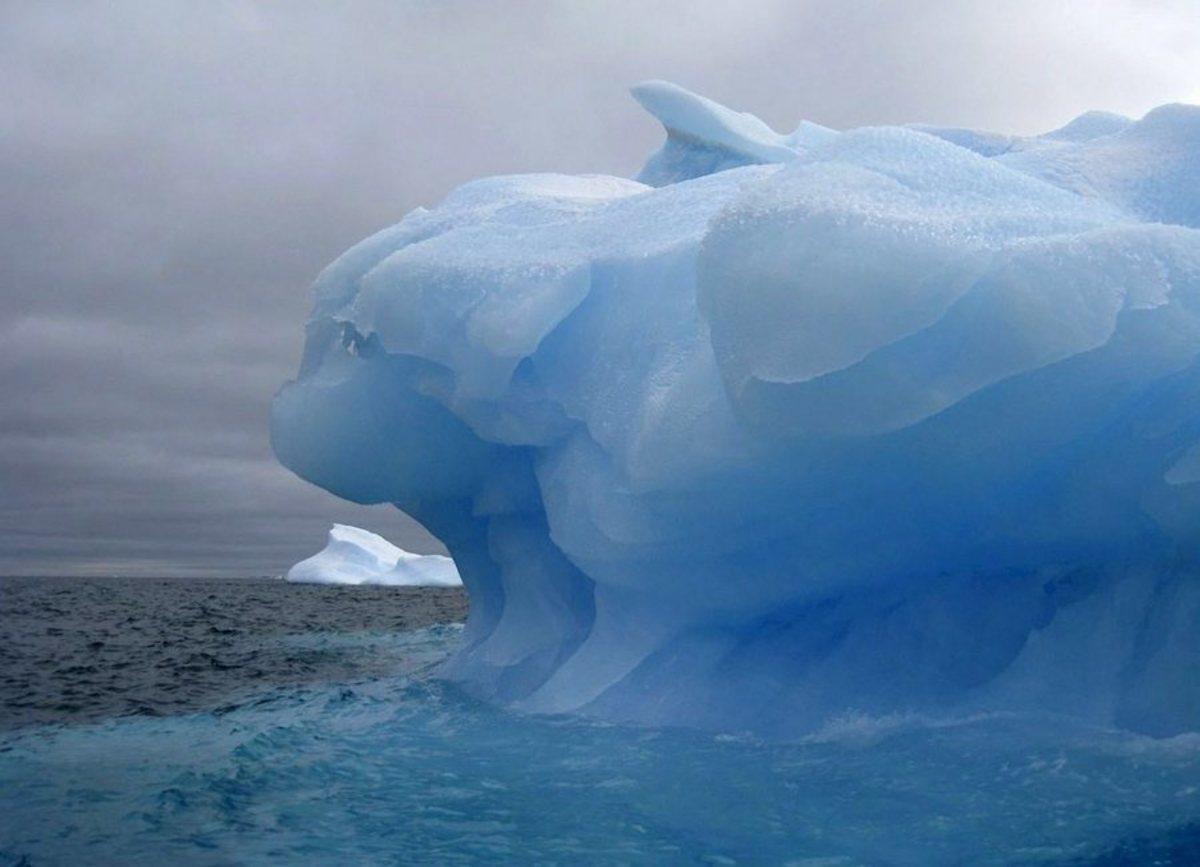 Ίχνη αρχαιοελληνικής… ρύπανσης από μόλυβδο σε παγόβουνα της Γροιλανδίας!