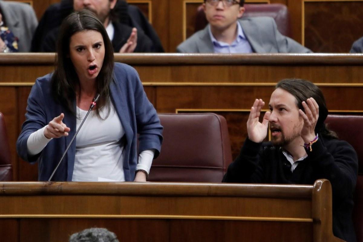 Πάμπλο Ιγκλέσιας σπίτι σαλέ δάνειο Ιρένε Μοντέρο Podemos