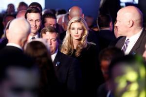 Με… Τραμπ αλλά όχι τον Ντόναλντ τα εγκαίνια της αμερικανικής πρεσβείας στο Ισραήλ