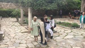 Η ιδιαίτερη σχέση Καρόλου και Καμίλας με την Μονή Καισαριανής και ο Χάρι Πότερ