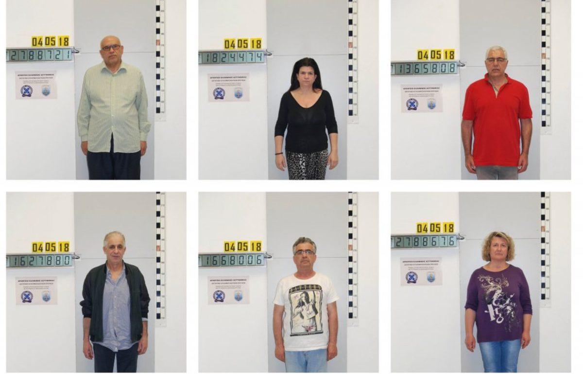 Αυτά είναι τα μέλη του κυκλώματος που έκλεβε και πουλούσε πανάκριβα αντικαρκινικά φάρμακα