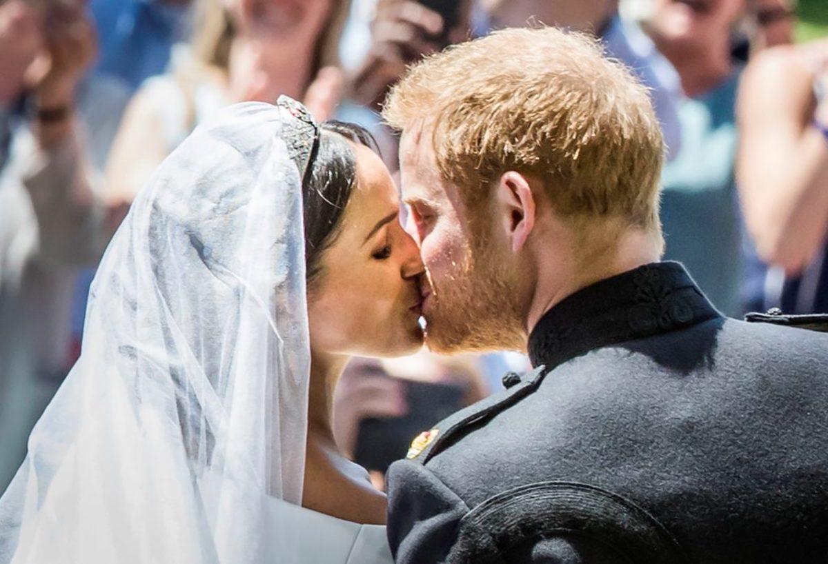"""Πρίγκιπας Χάρι – Μέγκαν Μαρκλ: Ο γάμος τους έβαλε """"φωτιά"""" στο twitter! Εκατομμύρια """"τιτιβίσματα"""""""