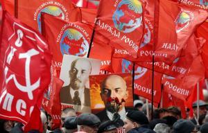 """Ουκρανία: """"Ντου"""" στα γραφεία του Κομμουνιστικού Κόμματος και σε σπίτια ηγετικών στελεχών!"""