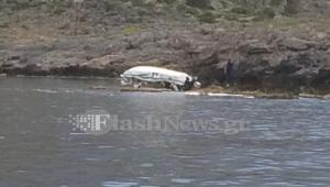 """Τραγωδία στην Κρήτη: Σκάφος """"έπεσε"""" στα βράχια! Τρεις νέοι νεκροί – 1 τραυματίας"""