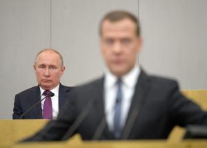 Ντμίτρι Μεντβέντεφ: Πρωθυπουργός ξανά με ευλογίες Πούτιν και ποσοστά… Κιμ Γιονγκ Ουν!