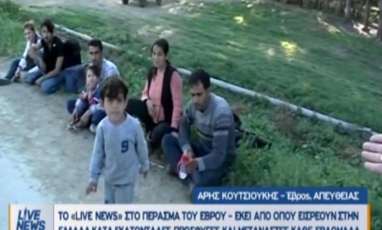 """Ντοκουμέντο: Έτσι """"γεμίζει"""" ο Ερντογάν με μετανάστες τον Έβρο – Αποκαλυπτικές μαρτυρίες [vid]"""