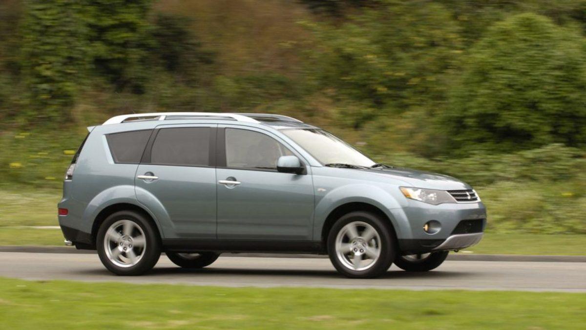 Ανάκληση αυτοκινήτων Mitsubishi Outlander