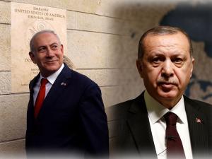 """Ερντογάν – Νετανιάχου """"μαλώνουν"""" σε ξένο αχυρώνα με βαριές εκφράσεις"""