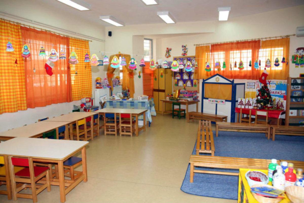 Πρόγραμμα χρηματοδότησης για την ίδρυση τμημάτων βρεφικής, παιδικής και βρεφονηπιακής φροντίδας