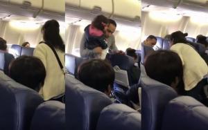 Έδιωξαν πατέρα και κόρη από το αεροσκάφος επειδή η μικρή φοβάται τα αεροπλάνα