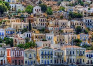 Το πολύχρωμο νησί της Ελλάδας όπου γεννήθηκαν οι 3 Χάριτες