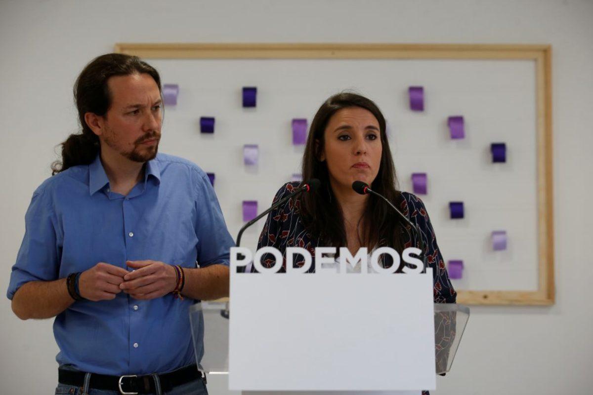 """Το Chaletgate """"στοιχειώνει"""" τον Πάμπλο Ιγκλέσιας – Οι Podemos ψηφίζουν για την αποπομπή του ή όχι"""