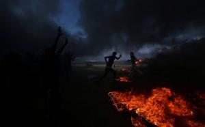 Νέα αιματοχυσία στην Λωρίδα της Γάζας – 2 νεκροί Παλαιστίνιοι και δεκάδες τραυματίες