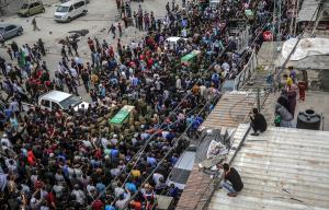 Ακόμα δύο Παλαιστίνιοι νεκροί από ισραηλινά Πυρά στην Λωρίδα της Γάζας