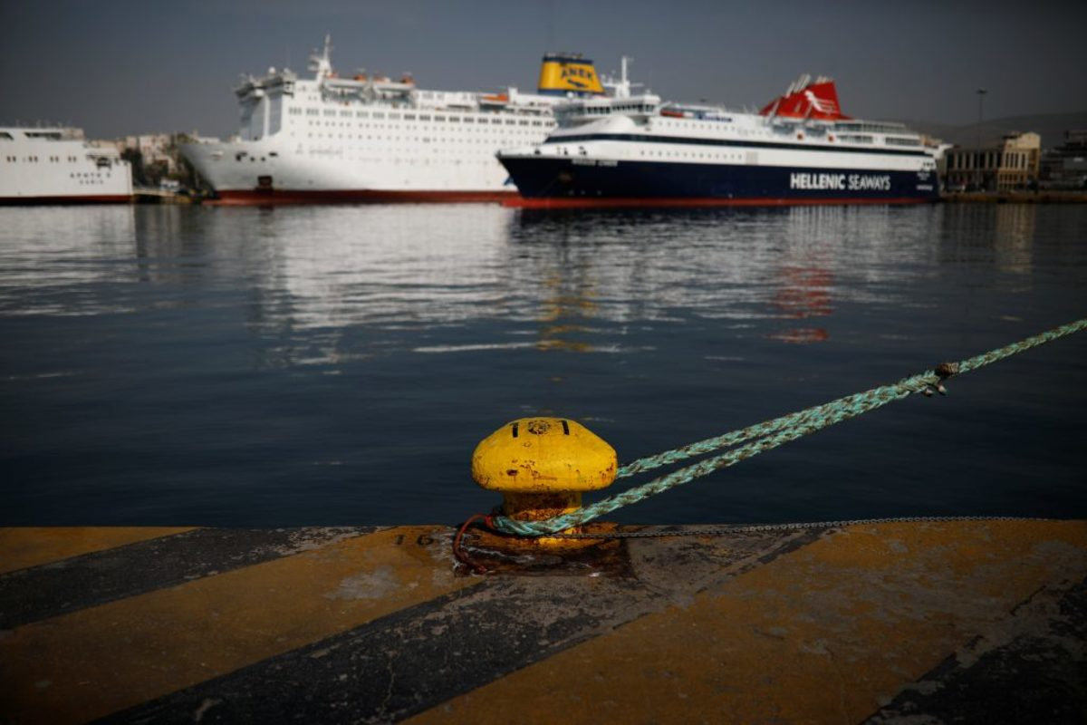 απεργία ΠΝΟ λιμάνια