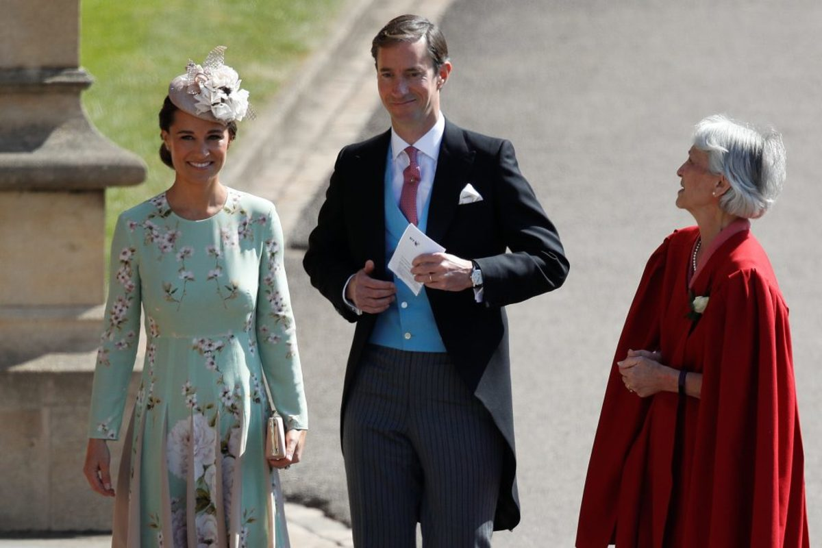 Πρίγκιπας Χάρι – Μέγκαν Μαρκλ: Ανατροπή! Στον γάμο και πιο εντυπωσιακή από ποτέ η Πίπα Μίντλετον