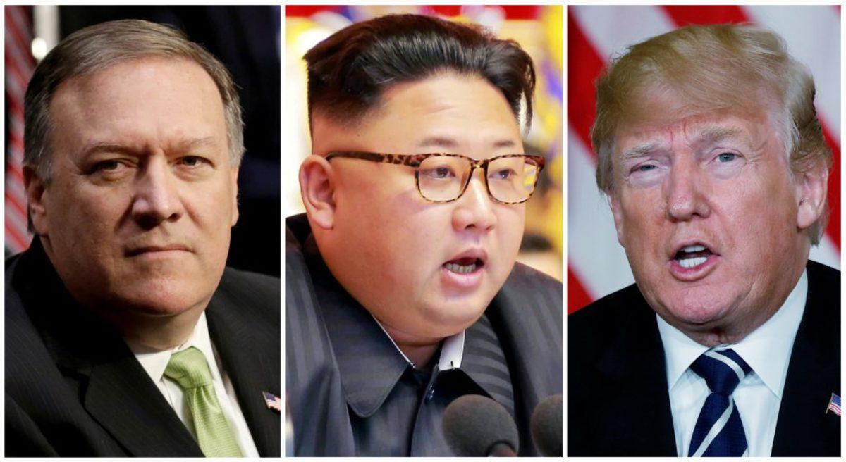 Ο Κιμ Γιονγκ Ουν απελευθέρωσε τρεις Αμερικανούς! Επιστρέφουν στις ΗΠΑ με τον Μάικ Πομπέο