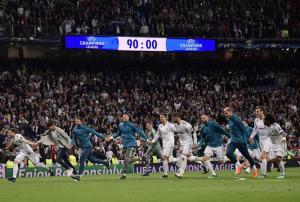 """Ρεάλ Μαδρίτης: """"Τρελοί"""" πανηγυρισμοί για το… 13ο! [vid, pics]"""