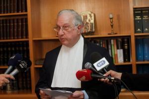 """Δικαστές ΣτΕ κατά Σακελλαρίου: """"Δεν παραιτούμαστε και δεν φυγομαχούμε"""""""