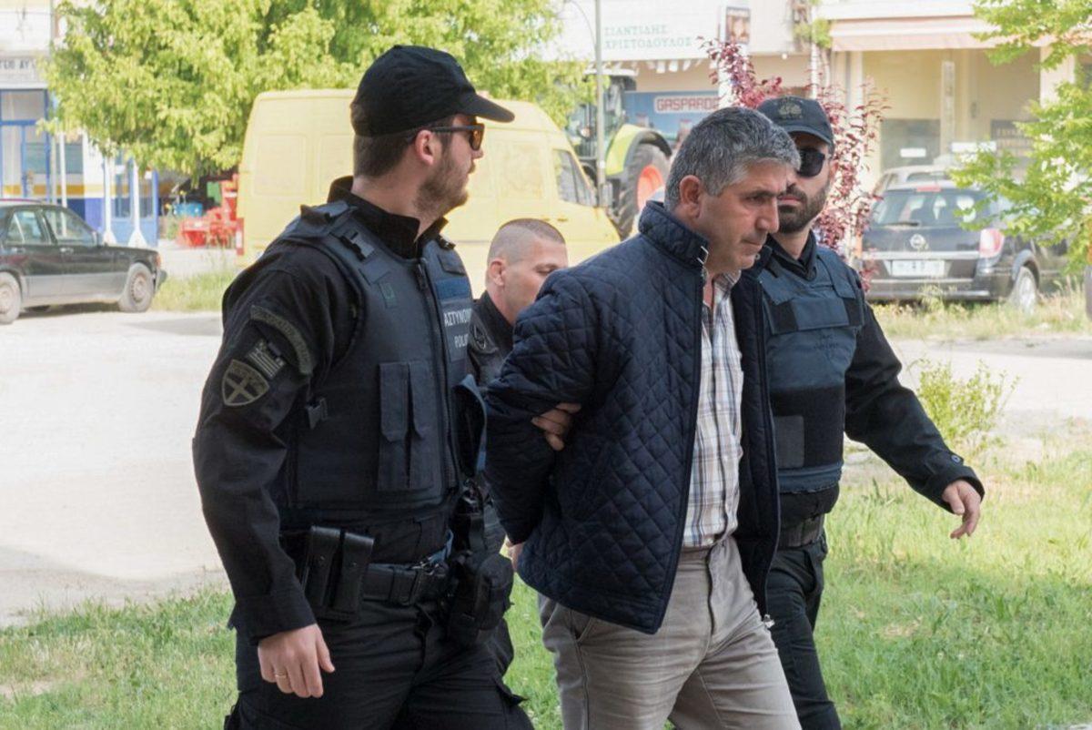 σύλληψη Τούρκου