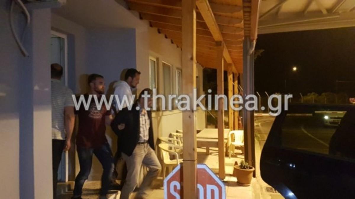 Στα κρατητήρια Ορεστιάδας ο Τούρκος που συνελήφθη στον Έβρο – Την Πέμπτη ενώπιον του εισαγγελέα