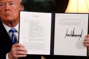 «Ντόμινο» από την απόφαση Τραμπ για το Ιράν – «Τρίζει» η διαπραγμάτευση με τη Βόρεια Κορέα