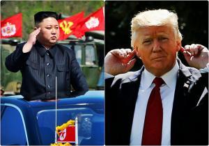 """Ο… ζαβολιάρης Τραμπ! Έτσι """"έπιασε κότσο"""" τον Κιμ Γιονγκ Ουν! Έξαλλοι στην Βόρεια Κορέα"""