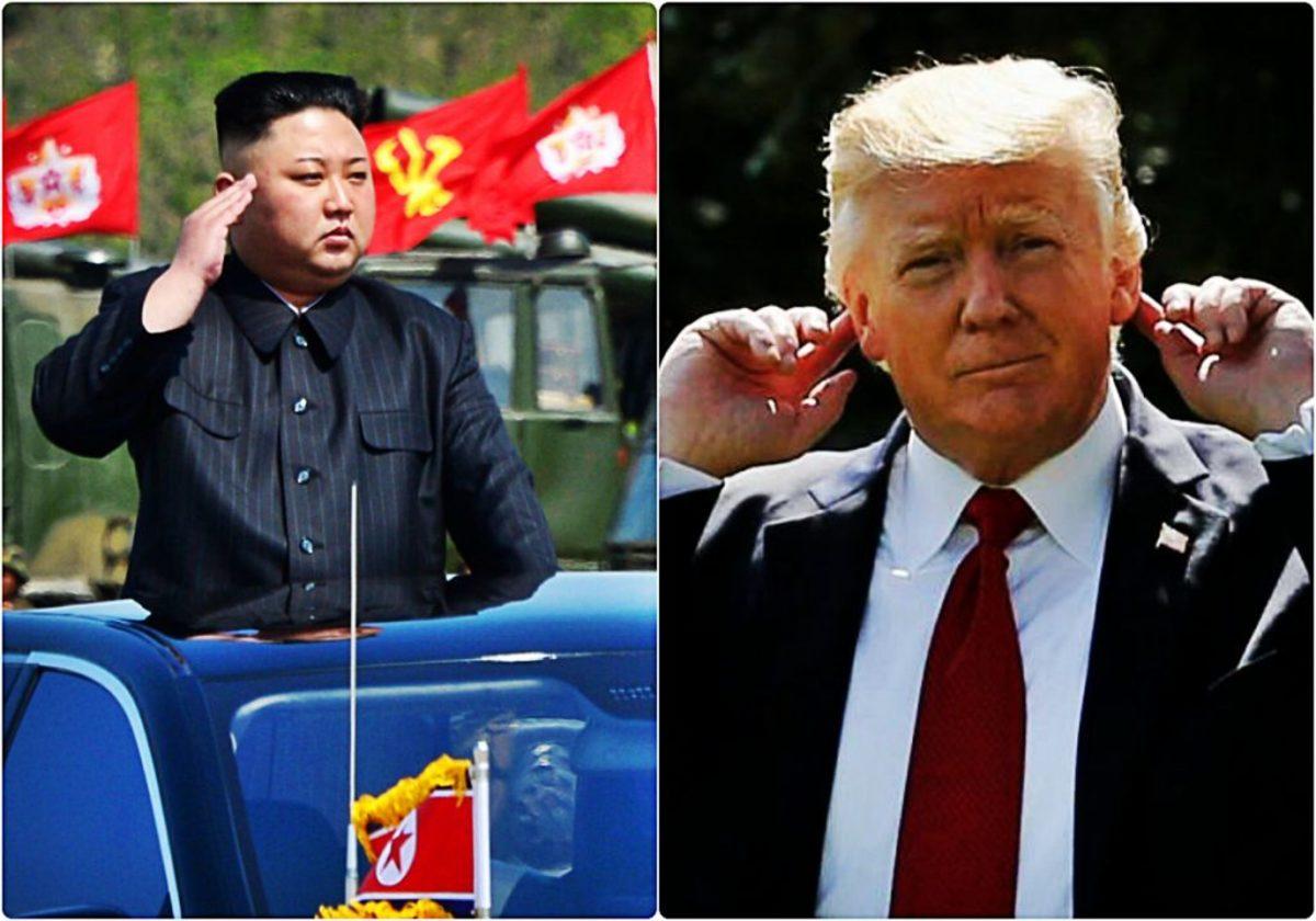 Κιμ Γιονγκ Ουν Βόρεια Κορέα Τραμπ