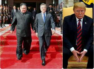 """Τραβάτε τους… κι ας κλαίνε! """"Ζεστάθηκε"""" ξανά το φλερτ Τραμπ – Κιμ Γιονγκ Ουν!"""
