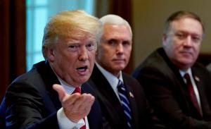 Ετοιμάζουν ανατροπή της κυβέρνησης στο Ιράν οι ΗΠΑ; Ο Πομπέο θολώνει τα νερά