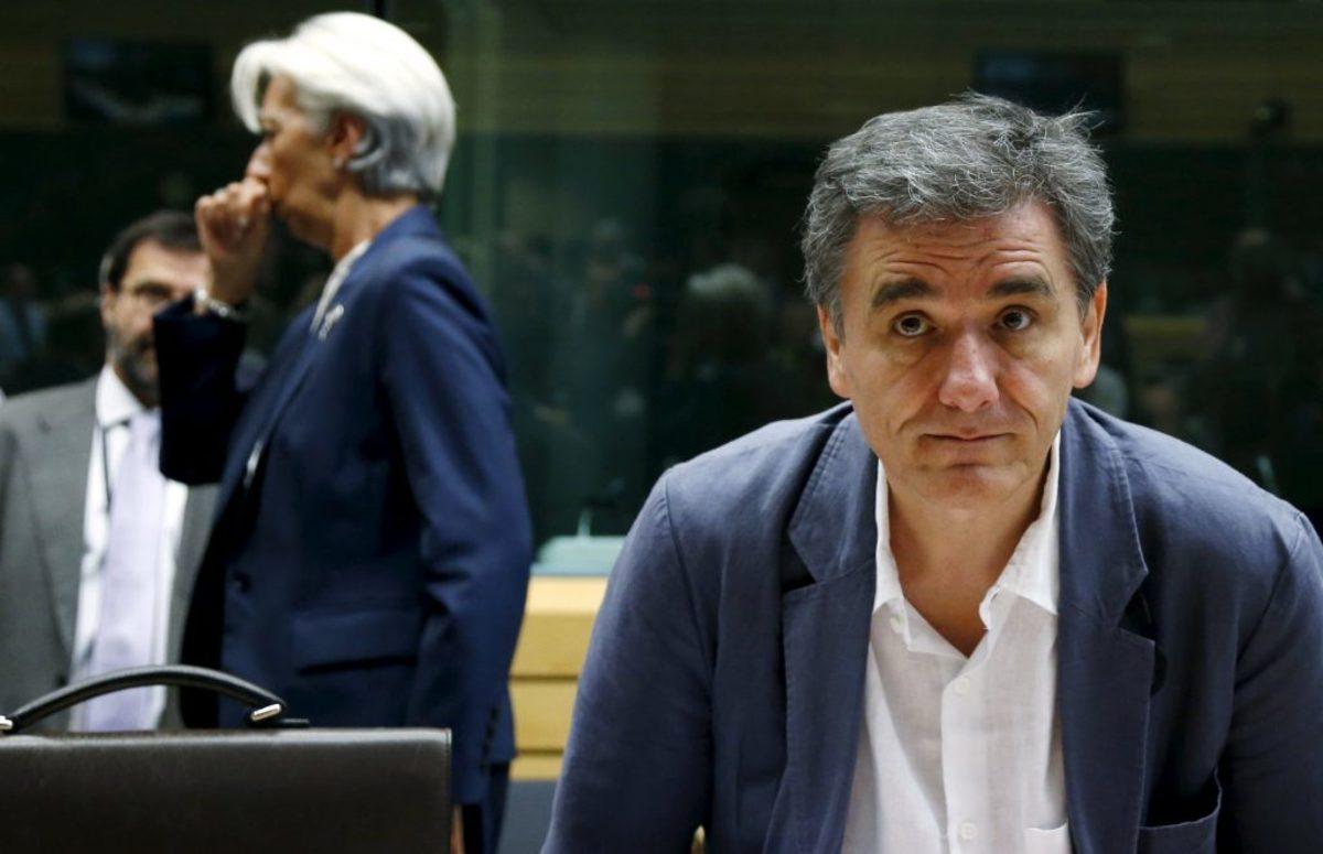 Eurogroup επικαιροποιημένο Μνημόνιο