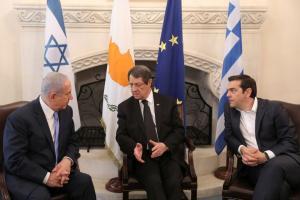 Αυστηρό μήνυμα Τσίπρα στην Τουρκία: Να σέβεται τους γείτονές της! Κι αυτό εκφράζει Ελλάδα, Κύπρο, Ισραήλ
