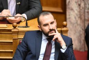Τζανακόπουλος: Θα πετύχουμε τον στόχο για το πλεόνασμα χωρίς να κόψουμε συντάξεις
