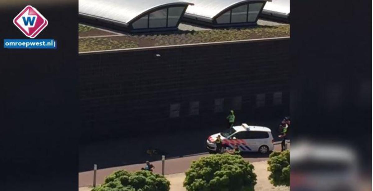 Πανικός στην Χάγη – Τρεις τραυματίες από επίθεση με μαχαίρι