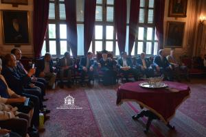 Βαρθολομαίος: Ερντογάν και Τσαβούσογλου μου είπαν ότι η Χάλκη θα ξανανοίξει σύντομα