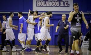 Στην Α1 ο Χολαργός! Εξασφάλισε την άνοδο στη Stoiximan.gr Basket league